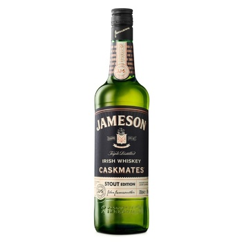 Jameson Caskmates Whiskey 700ml - buy, prices for CityMarket - photo 1