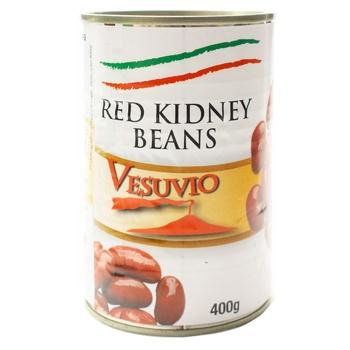 Фасоль красная Vesuvio 400г