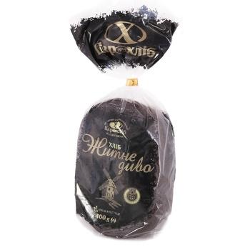 Хліб Цар Хліб Житнє Диво житній 400г - купити, ціни на МегаМаркет - фото 1