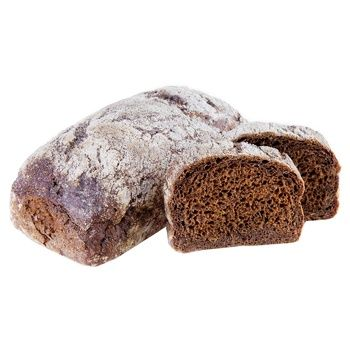 Lviv Rye With Onion And Cheese Bread 195g - buy, prices for Novus - photo 1