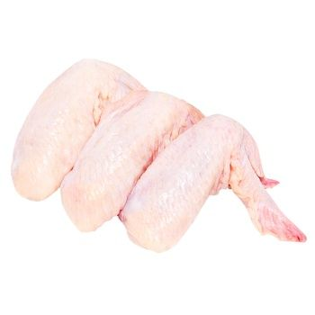 Крило куряче охолоджене - купити, ціни на Novus - фото 1