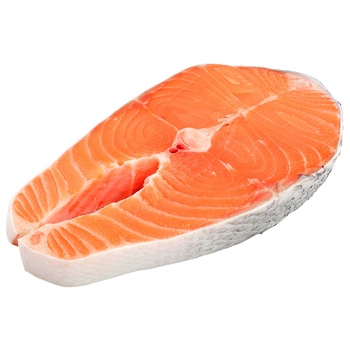 Chilled Salmon Steak