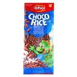 Завтрак сухой Oho шоколадный рис 150г