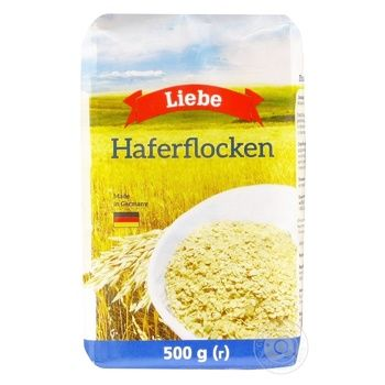 Liebe Oat Flakes 500g