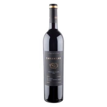 Вино Signature Caramany Cotes du Roussillon Villages красное сухое 14% 0,75л