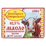Novhorod-Siverskyi Selianske Sweet Cream Butter 82,5% 200g