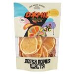 Чіпси фруктові Dжmil апельсин 40г