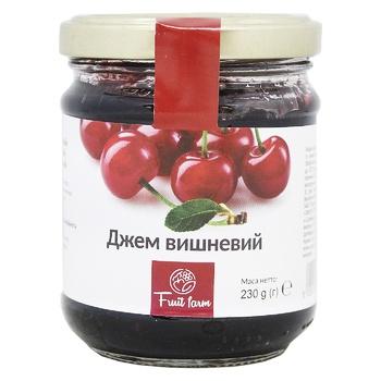 Fruit Farm Cherry Jam 230g