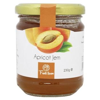 Fruit Farm Apricot Jam 230g