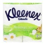 Toilet paper Kleenex Chamomile 4pcs