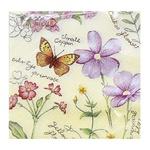 Салфетки La Fleur Сладкий аромат двухслойные 33x33см 15шт