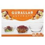 Набор салатников Gurallar Artcraft Master 6шт 390мл