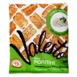 Valesto With Cheese And Greens Mini Rollini 800g