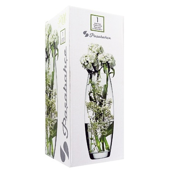 Pasabahce Flora Vase 275ml (form in assortment)