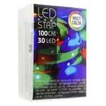 Гирлянда Koopman LED разноцветная 30лампочек 1,8м