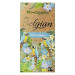 Шоколад Belgian Organic молочный 90г