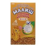 Malysh For Children From 4 Months With Buckwheat Flour Dry Milk-Grain Mixture 350g