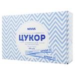 Сахар Novus І категории белый кристаллический порционный 500г