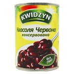 Фасоль Kwidzyn красная консервированная 400г
