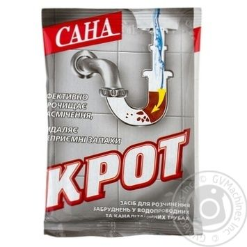 Sana Krot Drain Pipe Cleaner 70g