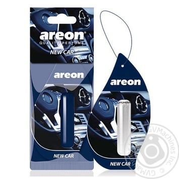 Освежитель воздуха Aeron Новая Машина 5мл