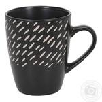 Чашка Koopman чорна 0,35л