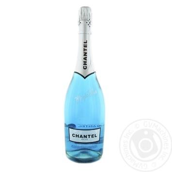 Напій винний Chantel напівсолодкий сильногазований 750мл - купити, ціни на Novus - фото 1