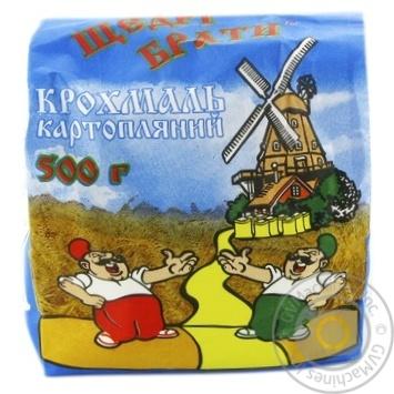 Starch Shchedri braty potato for baking 500g - buy, prices for MegaMarket - image 1