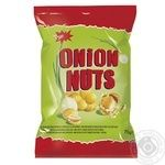 Jega With Onion Fried In Crispy Shell Peanuts 70g