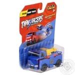 Іграшка TransRacers Кран-самоскид 2в1 Машинка