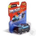 Іграшка TransRacers Автоцистерна-джип 2в1 Машинка