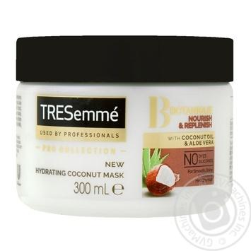 Маска для волосся Tresemme Botanique Detox Зволожуюча 300мл - купити, ціни на Ашан - фото 1