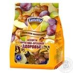 Ассорти фруктово-ореховое Santa Vita Здоровье 200г