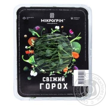 Мікрозелень Мікрогрін горошку 50г - купити, ціни на Novus - фото 1