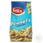 Felix roasted salt peanuts 200g