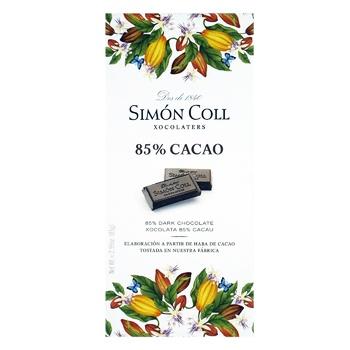 Шоколад Simon Coll 85% 85г