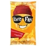 KartoFan with cheese potato chips 130g