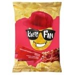 KartoFan with bacon potato chips 70g