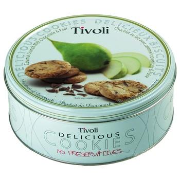 Печенье Tivoli Jacobsens Грушевое 150г
