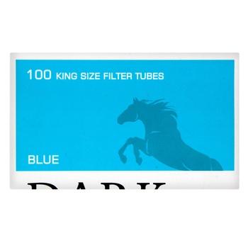 Гильзы Dark Horse Blue 100шт