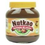 Шоколадный крем Nutkao с лесными орехами 750г