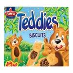 Печенье Nora Teddies с шоколадной начинкой 175г