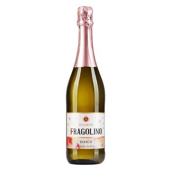 Вино ігристе Sizarini Fragolino Bianco біле солодке 7,5% 0,75л - купити, ціни на CітіМаркет - фото 1