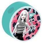 Точилка Yes Barbie круглая