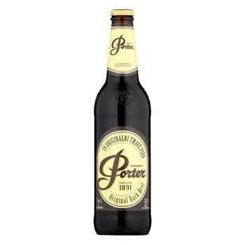 Пиво Pernstejn Porter темне 8% 0,5л - купити, ціни на Ашан - фото 1