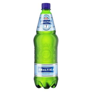 Baltyka Export №7 light beer 5,4% 0,9l