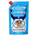 Продукт згущений Полтавочка з рослинним жиром та цукром  8,5% 290г