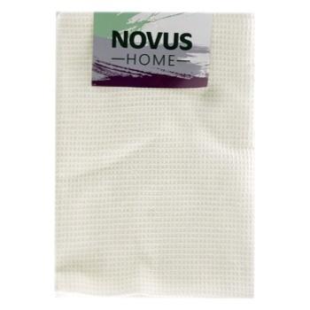 Рушник вафельний Novus Home 45х70 - купить, цены на Novus - фото 1