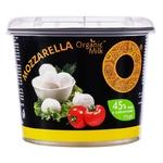 Сыр Моцарелла Organic Milk органический 45% 175г