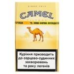Сигареты Camel с фильтром